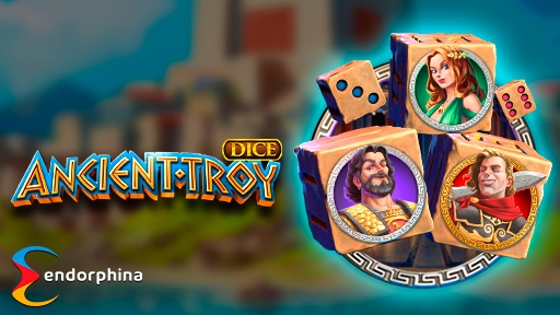 Play online Casino Ancient Troy Dice