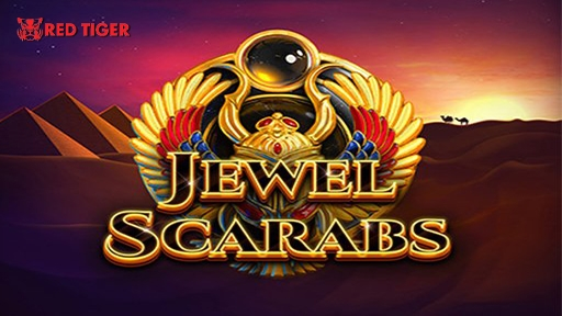 Casino Slots Jewel Scarabs