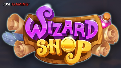 Casino 3D Slots Wizard Shop