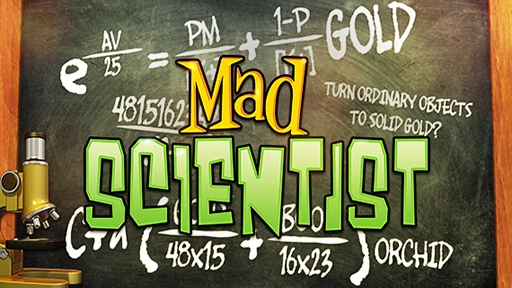 Casino Slots Mad Scientist