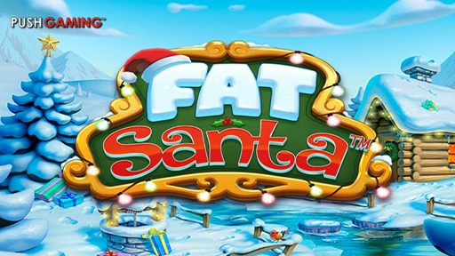 Fat Santa from Push Gaming