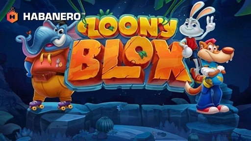 Play online Casino Loony Blox