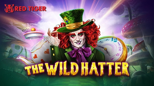 Casino 3D Slots The Wild Hatter