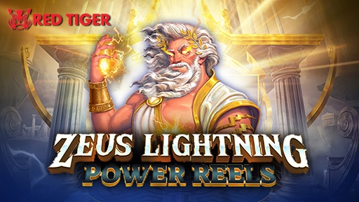 Zeus Lightning Power Reels from Red Tiger