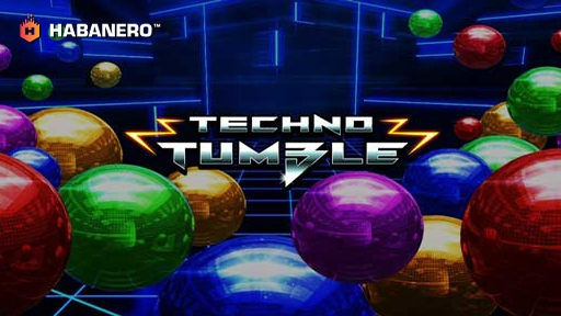 Casino 3D Slots Techno Tumble