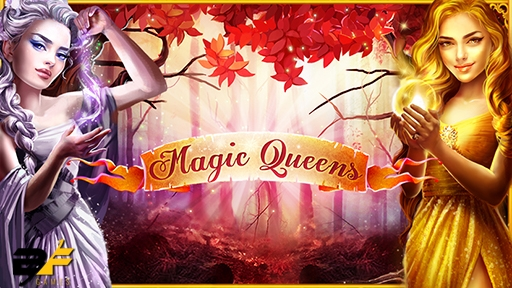 Casino 3D Slots Magic Queens