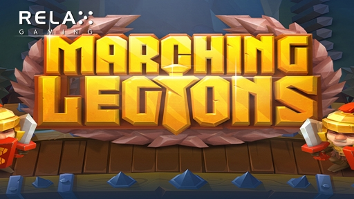 Play casino 3D Slots Marching Legions