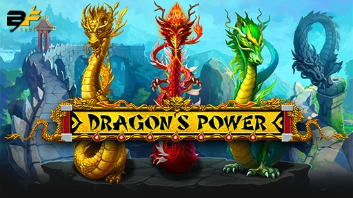Casino 3D Slots Dragons Power