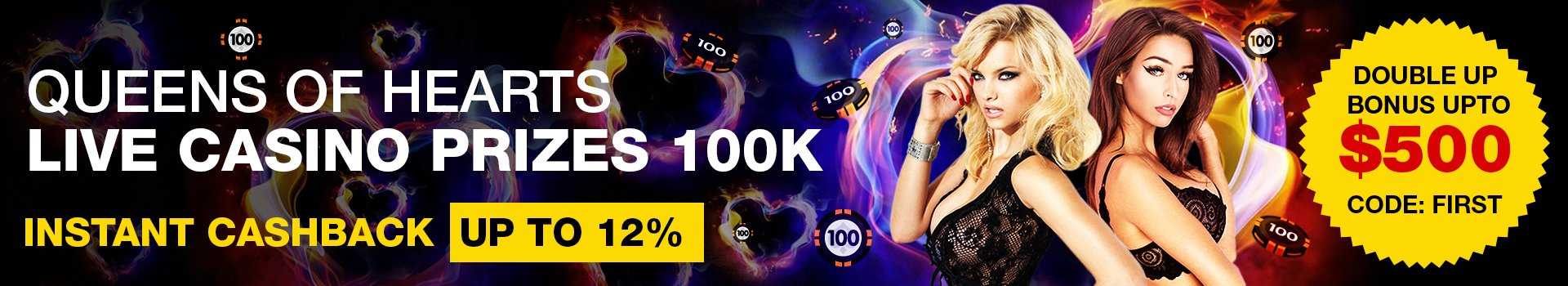 World sexiest live casino dealers