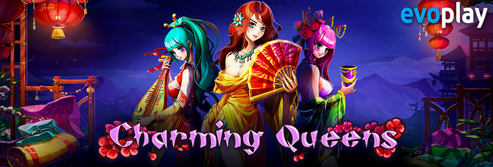Charming Queens Evoplay Usoftgaming