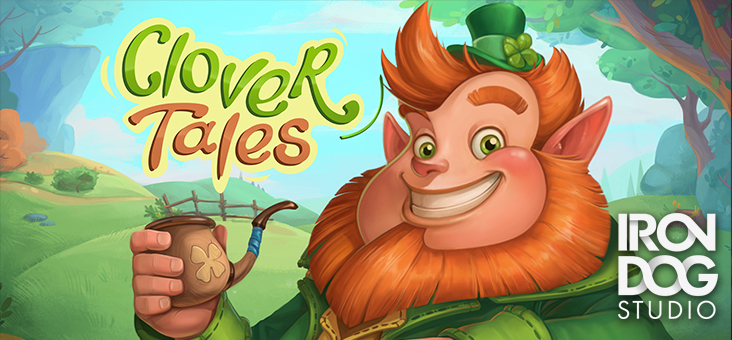 clover tales casino 3d slots iron dog