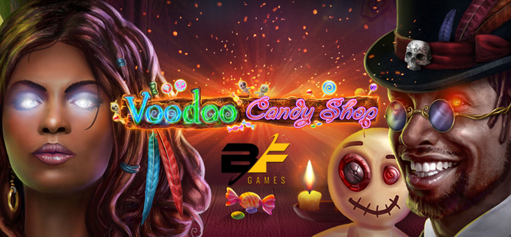 Voodoo Candy Shop BF Games