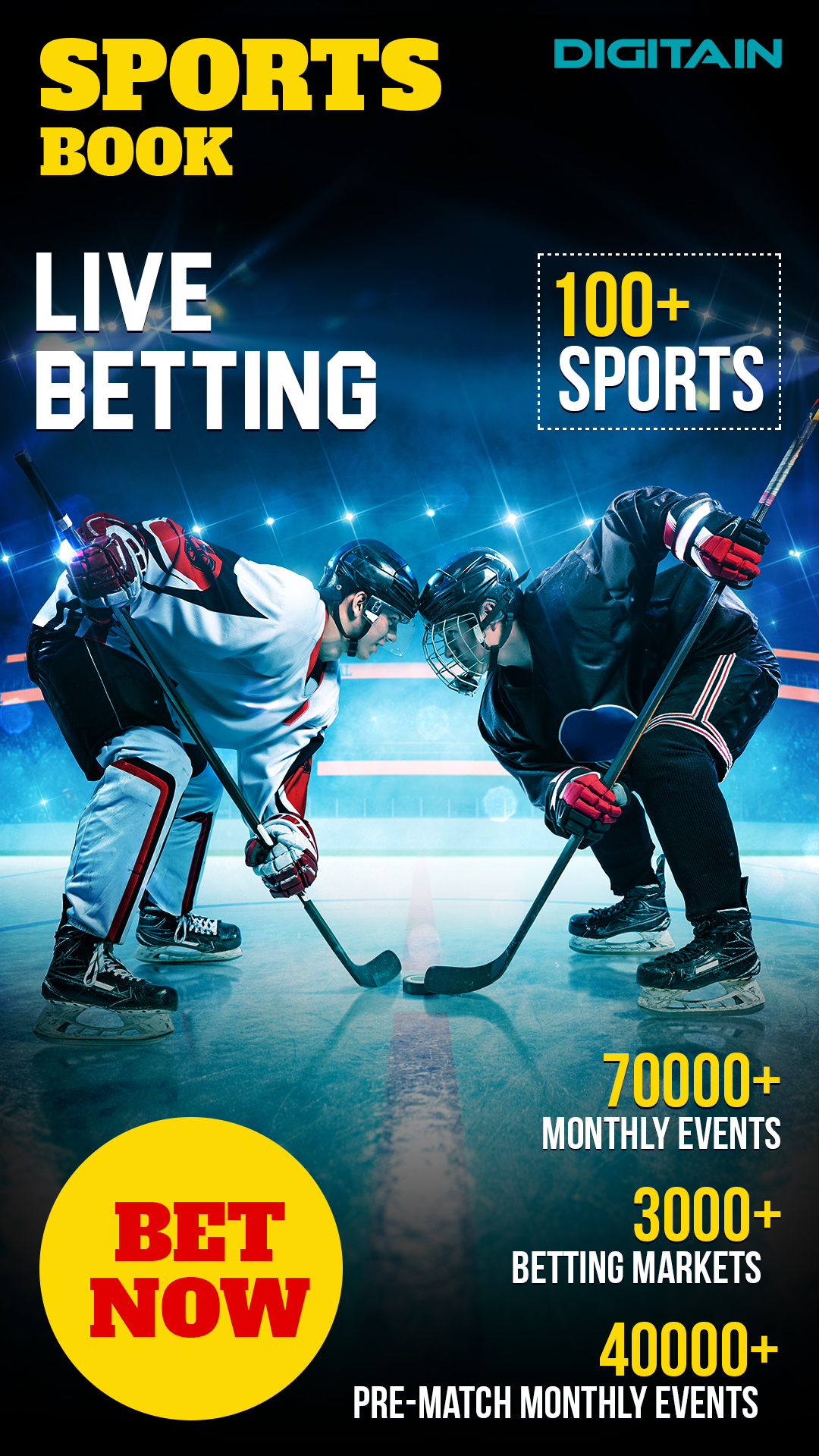 Digitain Sportsbook